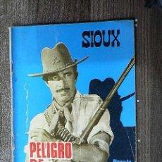 Tebeos: PELIGRO DE GUERRA. Lote 111325611