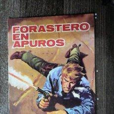 BDs: FORASTERO EN APUROS. Lote 111326335