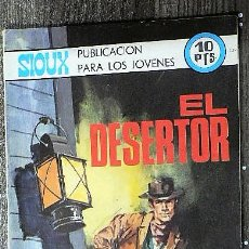 Tebeos: EL DESERTOR. Lote 111328963