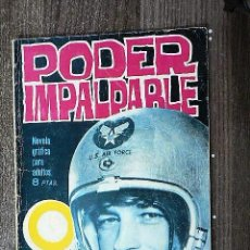 Tebeos: PODER IMPALPABLE. Lote 112046459
