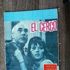 Tebeos: EL CERCO. Lote 112046751