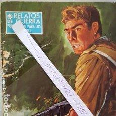 Tebeos: RELATOS DE GUERRA - SALDO DE CUENTAS -. Lote 112147691