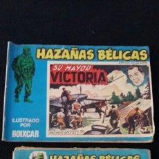Tebeos: LOTE HAZAÑAS BELICAS. VER DESCRIPCION.. Lote 112243060