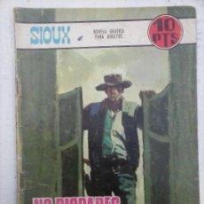 Tebeos: SIOUX Nº 90 - EDITORIAL TORAY 1967 - DIBUJOS F. CABRERIZO - PORTDA L. OLIVARES, URSULA ANDRES FOTO. Lote 112372603