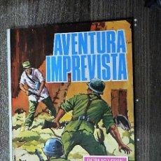Tebeos: AVENTURA IMPREVISTA / EL TEMERARIO / LA VICTORIA ES CARA. Lote 112550271