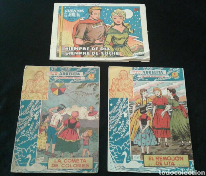 CUENTOS DE LA ABUELITA. ED. TORAY (Tebeos y Comics - Toray - Cuentos de la Abuelita)
