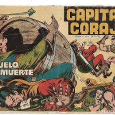 Tebeos: EL CAPITAN CORAJE NUM 8 - ORIGINAL. Lote 113082003