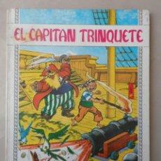 Tebeos: EL CAPITAN TRINQUETE Nº 2 - POSIBLE ENVÍO GRATIS - TORAY - AL ABORDAJE - TAPA DURA. Lote 113082403