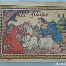 Tebeos: AZUCENA : EL ALCE BLANCO . ORIGINAL DE EPOCA. Lote 113101803