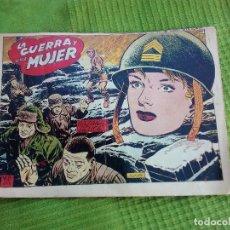 Tebeos: COMICS LA GUERRA Y UNA MUJER. Lote 113166107