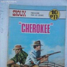 Tebeos: SIOUX Nº 97 EDI. TORAY 1967 - J. BORRELL - J. DUARTE - GFOTO DE IRINA DEMICH. Lote 113477095