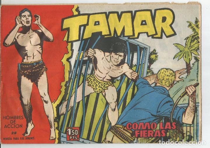 TAMAR EDICIONES TORAY Nº 26 (Tebeos y Comics - Toray - Tamar)