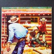 Tebeos: ORIGINAL NOVELAS GRÁFICAS HAZAÑAS DEL OESTE Nº 72 EDITORIAL TORAY . Lote 113771095