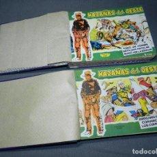 Tebeos: COMICS ENCUARDENADOS HAZAÑAS DEL OESTE, EDICIONES TORAY 1959. DEL Nº 1 AL 30.. Lote 114170843