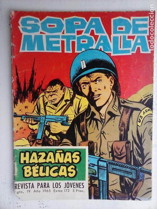 Tebeos: HAZAÑAS BÉLICAS GORILA LOTE 82 NºS - BUEN-MUY BUEN ESTADO, VER PORTADAS, TODAS - Foto 15 - 114517355
