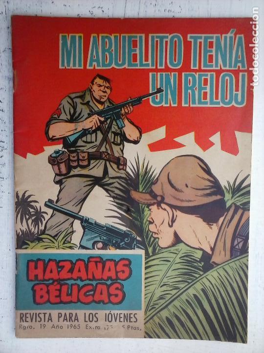 Tebeos: HAZAÑAS BÉLICAS GORILA LOTE 82 NºS - BUEN-MUY BUEN ESTADO, VER PORTADAS, TODAS - Foto 18 - 114517355