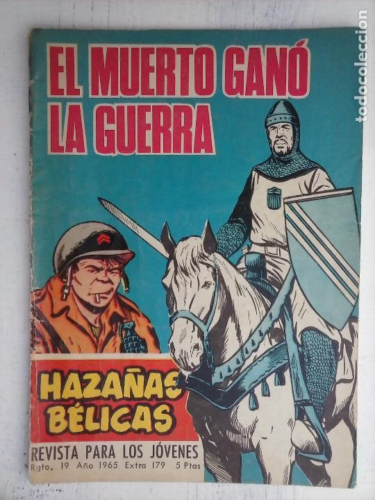 Tebeos: HAZAÑAS BÉLICAS GORILA LOTE 82 NºS - BUEN-MUY BUEN ESTADO, VER PORTADAS, TODAS - Foto 19 - 114517355