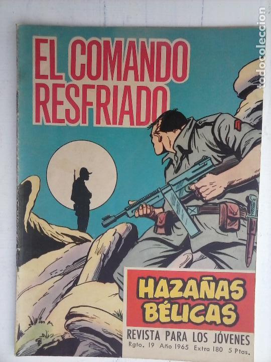 Tebeos: HAZAÑAS BÉLICAS GORILA LOTE 82 NºS - BUEN-MUY BUEN ESTADO, VER PORTADAS, TODAS - Foto 20 - 114517355