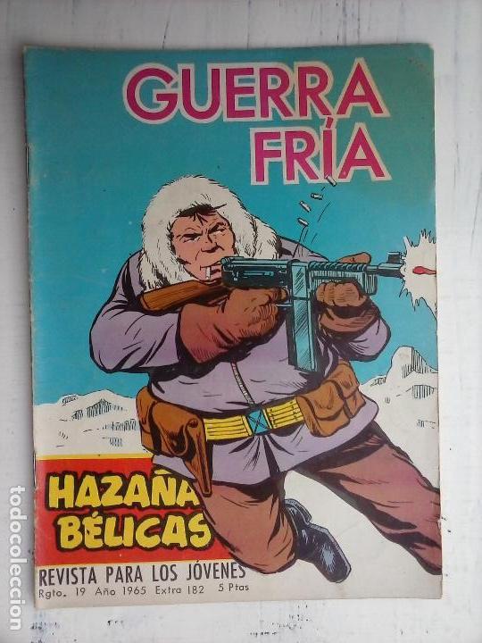 Tebeos: HAZAÑAS BÉLICAS GORILA LOTE 82 NºS - BUEN-MUY BUEN ESTADO, VER PORTADAS, TODAS - Foto 22 - 114517355