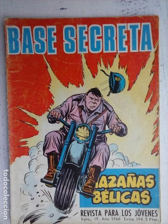 Tebeos: HAZAÑAS BÉLICAS GORILA LOTE 82 NºS - BUEN-MUY BUEN ESTADO, VER PORTADAS, TODAS - Foto 29 - 114517355