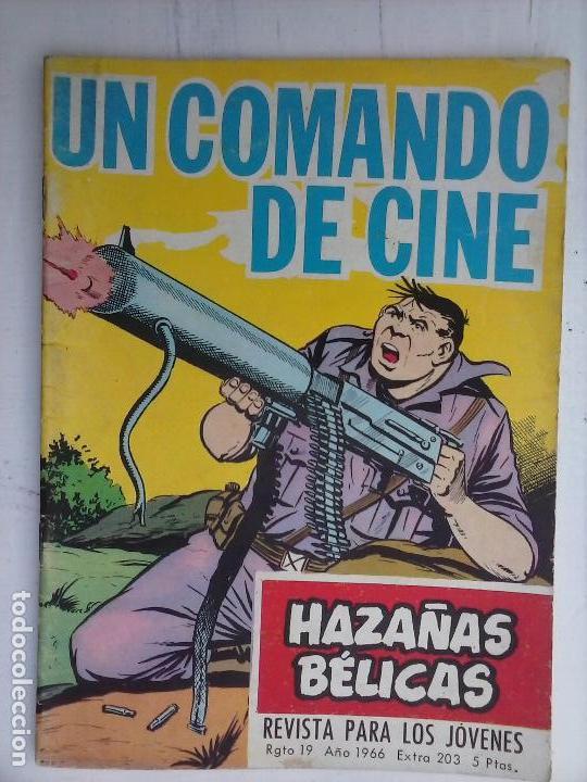 Tebeos: HAZAÑAS BÉLICAS GORILA LOTE 82 NºS - BUEN-MUY BUEN ESTADO, VER PORTADAS, TODAS - Foto 32 - 114517355