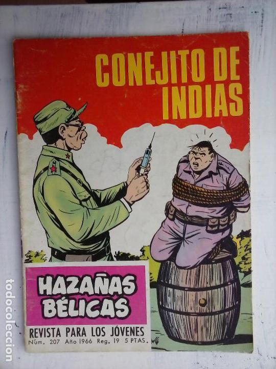Tebeos: HAZAÑAS BÉLICAS GORILA LOTE 82 NºS - BUEN-MUY BUEN ESTADO, VER PORTADAS, TODAS - Foto 35 - 114517355
