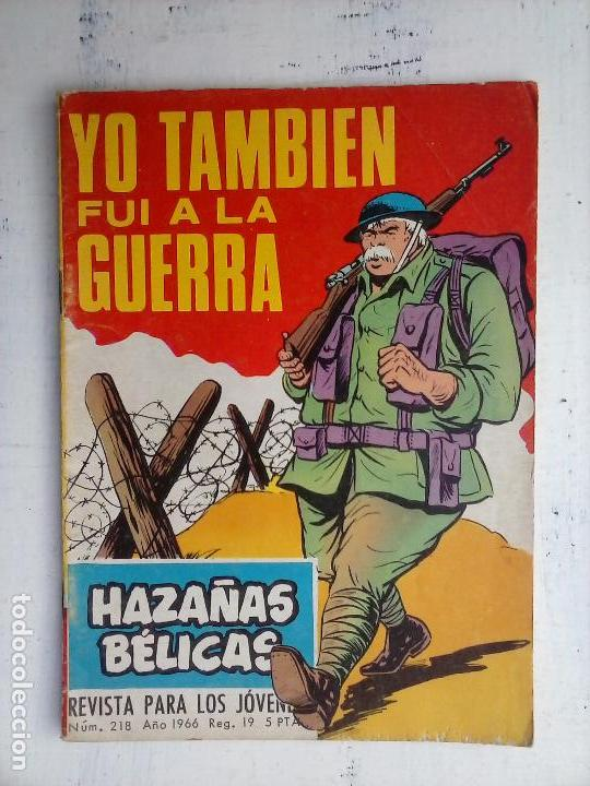 Tebeos: HAZAÑAS BÉLICAS GORILA LOTE 82 NºS - BUEN-MUY BUEN ESTADO, VER PORTADAS, TODAS - Foto 40 - 114517355