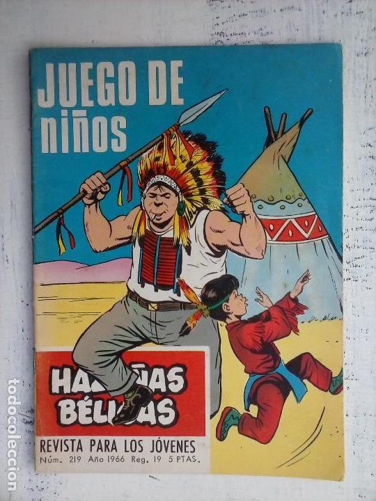 Tebeos: HAZAÑAS BÉLICAS GORILA LOTE 82 NºS - BUEN-MUY BUEN ESTADO, VER PORTADAS, TODAS - Foto 41 - 114517355