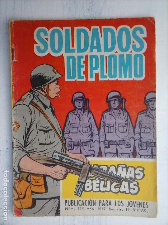 Tebeos: HAZAÑAS BÉLICAS GORILA LOTE 82 NºS - BUEN-MUY BUEN ESTADO, VER PORTADAS, TODAS - Foto 43 - 114517355