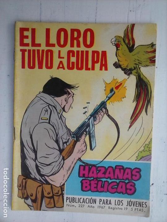 Tebeos: HAZAÑAS BÉLICAS GORILA LOTE 82 NºS - BUEN-MUY BUEN ESTADO, VER PORTADAS, TODAS - Foto 44 - 114517355