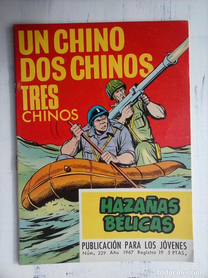 Tebeos: HAZAÑAS BÉLICAS GORILA LOTE 82 NºS - BUEN-MUY BUEN ESTADO, VER PORTADAS, TODAS - Foto 46 - 114517355