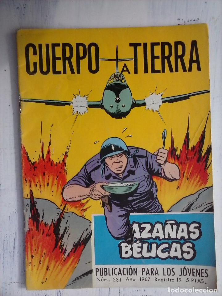 Tebeos: HAZAÑAS BÉLICAS GORILA LOTE 82 NºS - BUEN-MUY BUEN ESTADO, VER PORTADAS, TODAS - Foto 48 - 114517355
