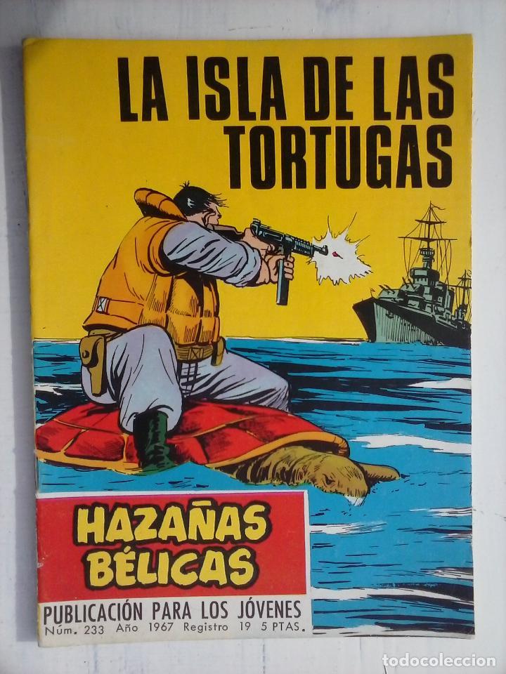 Tebeos: HAZAÑAS BÉLICAS GORILA LOTE 82 NºS - BUEN-MUY BUEN ESTADO, VER PORTADAS, TODAS - Foto 50 - 114517355