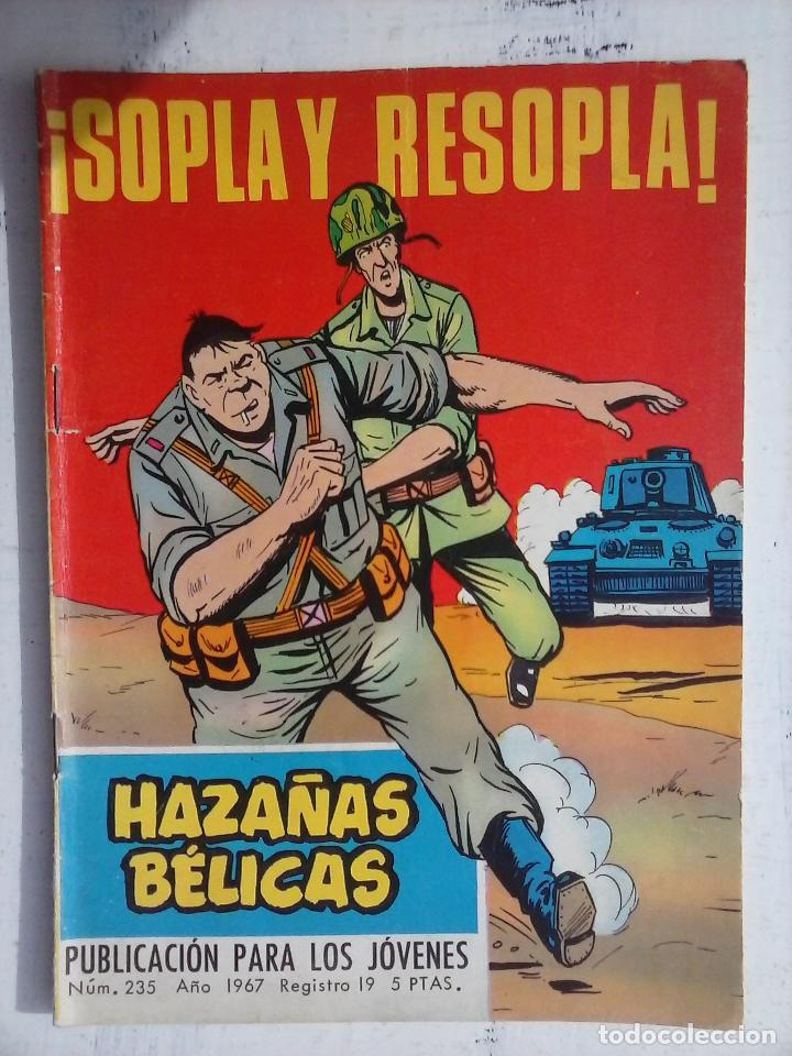 Tebeos: HAZAÑAS BÉLICAS GORILA LOTE 82 NºS - BUEN-MUY BUEN ESTADO, VER PORTADAS, TODAS - Foto 52 - 114517355
