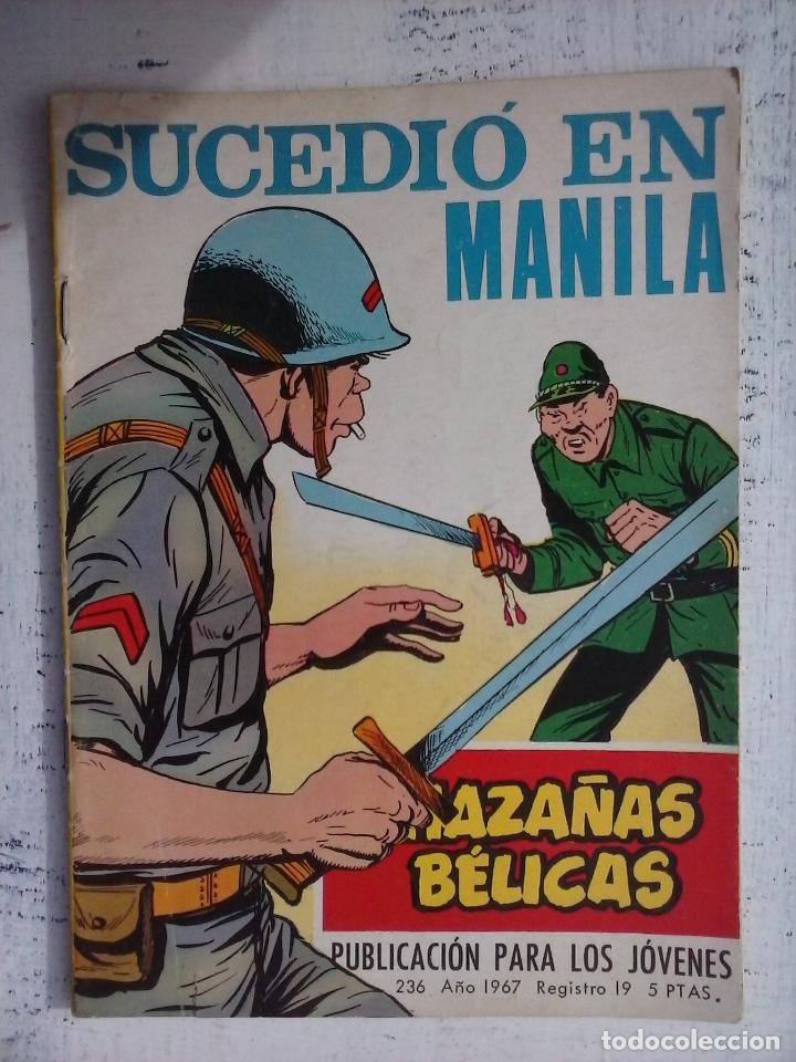 Tebeos: HAZAÑAS BÉLICAS GORILA LOTE 82 NºS - BUEN-MUY BUEN ESTADO, VER PORTADAS, TODAS - Foto 53 - 114517355
