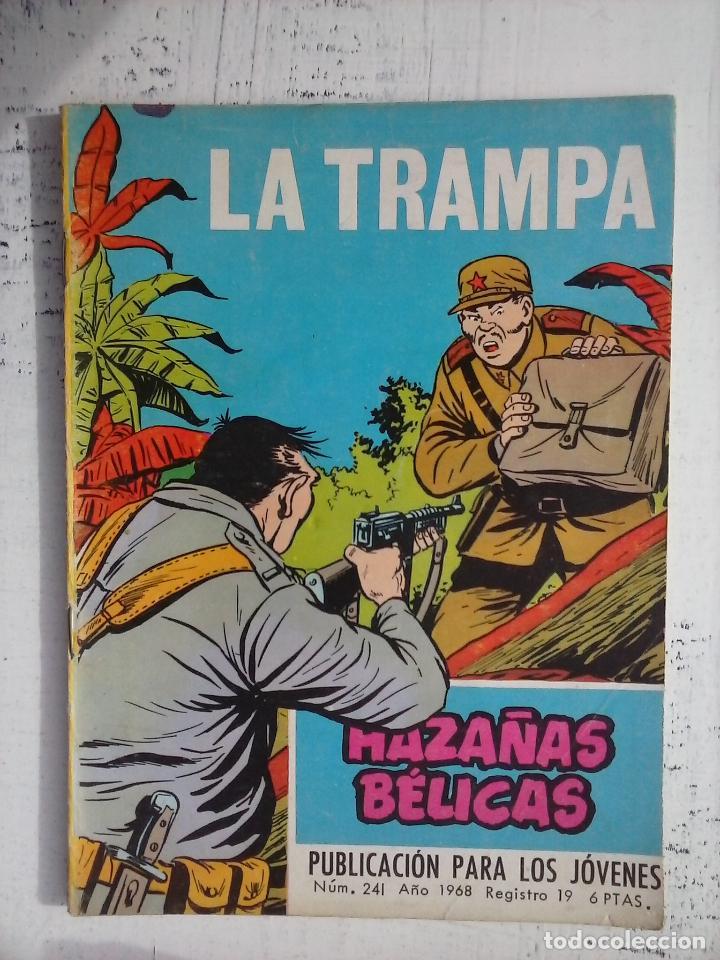 Tebeos: HAZAÑAS BÉLICAS GORILA LOTE 82 NºS - BUEN-MUY BUEN ESTADO, VER PORTADAS, TODAS - Foto 54 - 114517355