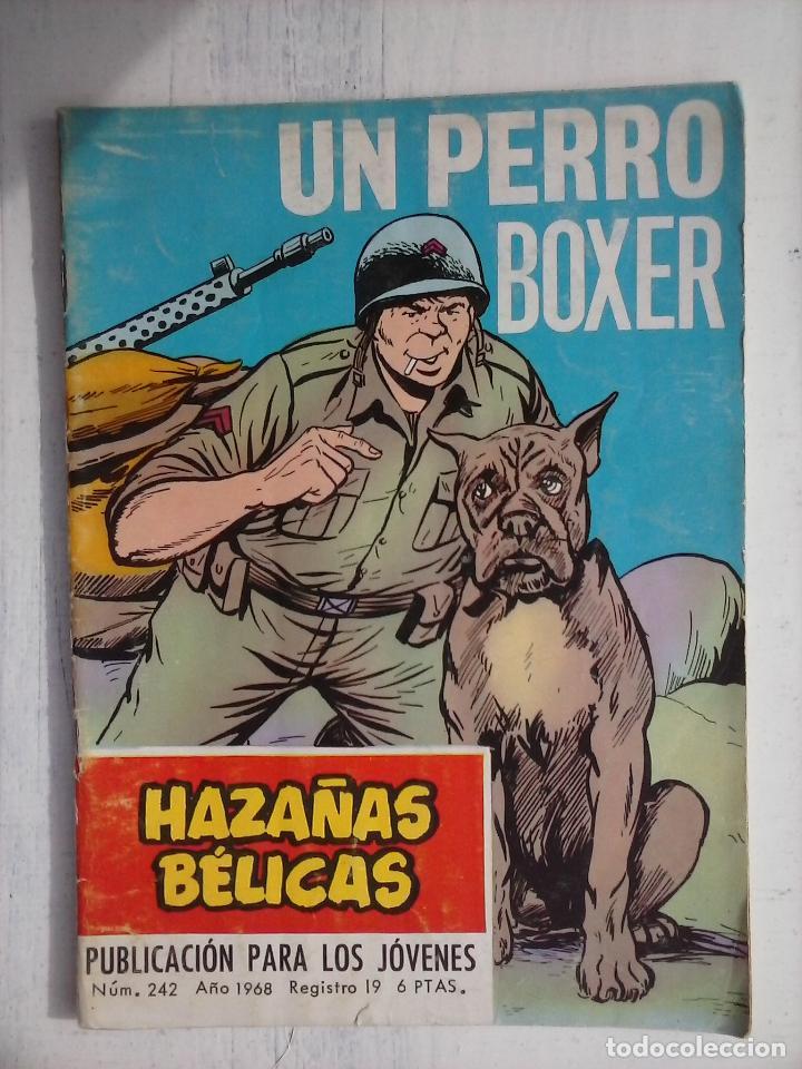Tebeos: HAZAÑAS BÉLICAS GORILA LOTE 82 NºS - BUEN-MUY BUEN ESTADO, VER PORTADAS, TODAS - Foto 55 - 114517355