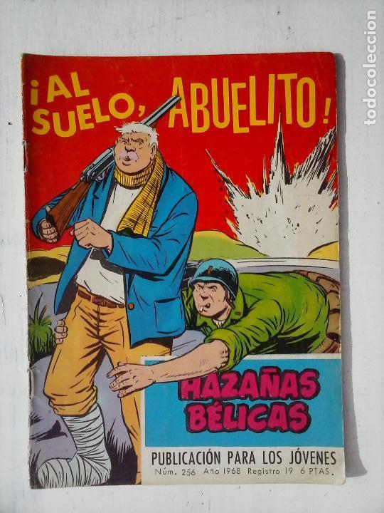 Tebeos: HAZAÑAS BÉLICAS GORILA LOTE 82 NºS - BUEN-MUY BUEN ESTADO, VER PORTADAS, TODAS - Foto 57 - 114517355