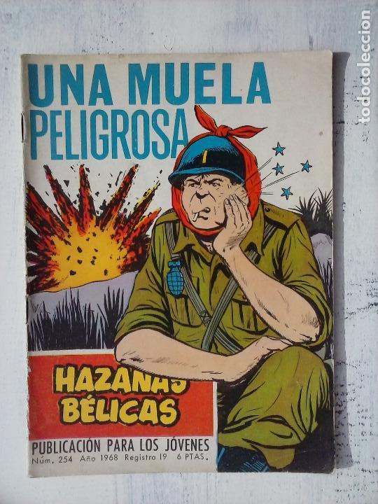 Tebeos: HAZAÑAS BÉLICAS GORILA LOTE 82 NºS - BUEN-MUY BUEN ESTADO, VER PORTADAS, TODAS - Foto 58 - 114517355