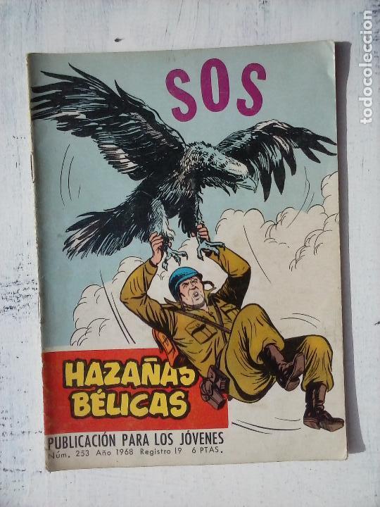 Tebeos: HAZAÑAS BÉLICAS GORILA LOTE 82 NºS - BUEN-MUY BUEN ESTADO, VER PORTADAS, TODAS - Foto 59 - 114517355