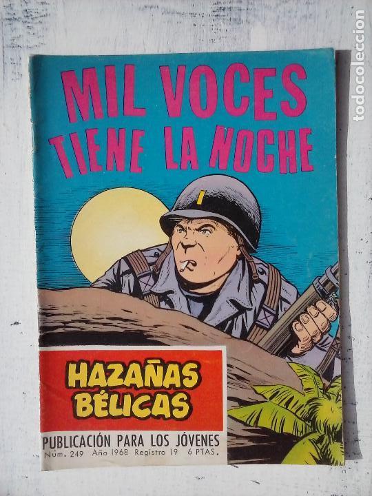 Tebeos: HAZAÑAS BÉLICAS GORILA LOTE 82 NºS - BUEN-MUY BUEN ESTADO, VER PORTADAS, TODAS - Foto 60 - 114517355