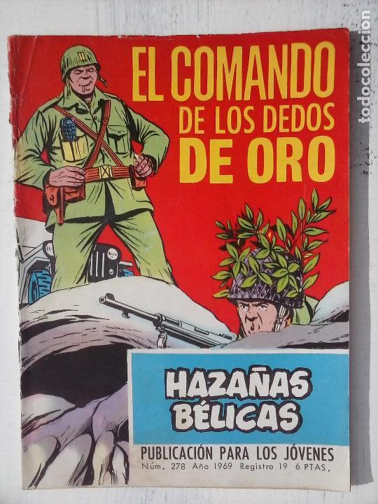 Tebeos: HAZAÑAS BÉLICAS GORILA LOTE 82 NºS - BUEN-MUY BUEN ESTADO, VER PORTADAS, TODAS - Foto 62 - 114517355