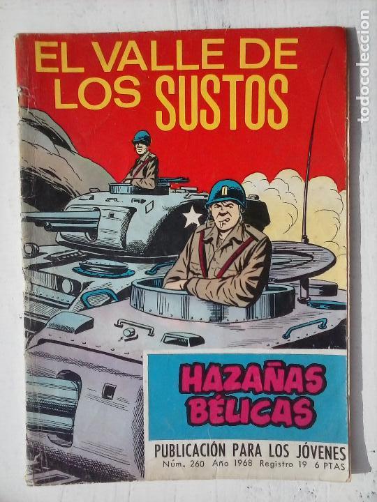 Tebeos: HAZAÑAS BÉLICAS GORILA LOTE 82 NºS - BUEN-MUY BUEN ESTADO, VER PORTADAS, TODAS - Foto 64 - 114517355