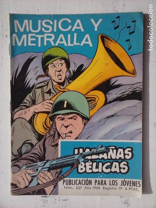 Tebeos: HAZAÑAS BÉLICAS GORILA LOTE 82 NºS - BUEN-MUY BUEN ESTADO, VER PORTADAS, TODAS - Foto 67 - 114517355