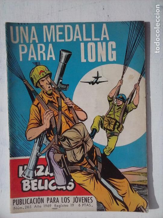 Tebeos: HAZAÑAS BÉLICAS GORILA LOTE 82 NºS - BUEN-MUY BUEN ESTADO, VER PORTADAS, TODAS - Foto 69 - 114517355