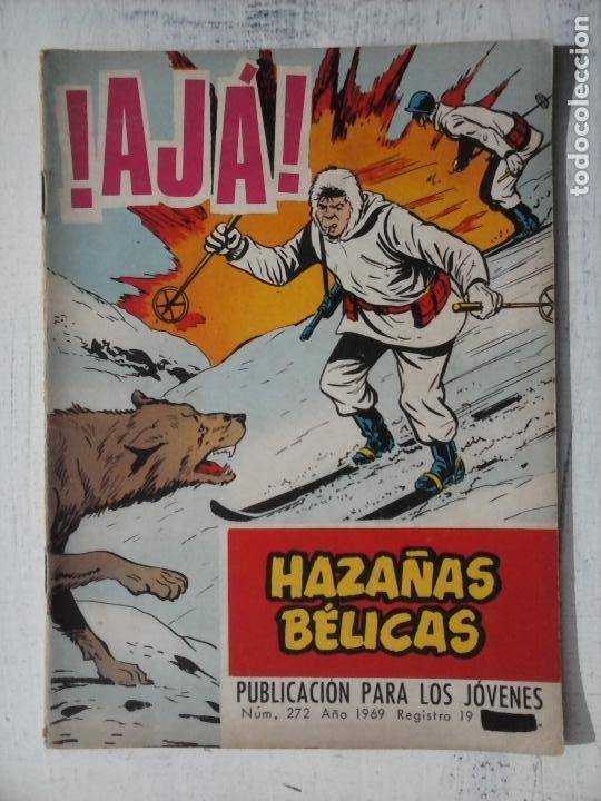 Tebeos: HAZAÑAS BÉLICAS GORILA LOTE 82 NºS - BUEN-MUY BUEN ESTADO, VER PORTADAS, TODAS - Foto 71 - 114517355