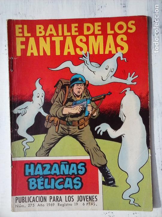 Tebeos: HAZAÑAS BÉLICAS GORILA LOTE 82 NºS - BUEN-MUY BUEN ESTADO, VER PORTADAS, TODAS - Foto 72 - 114517355