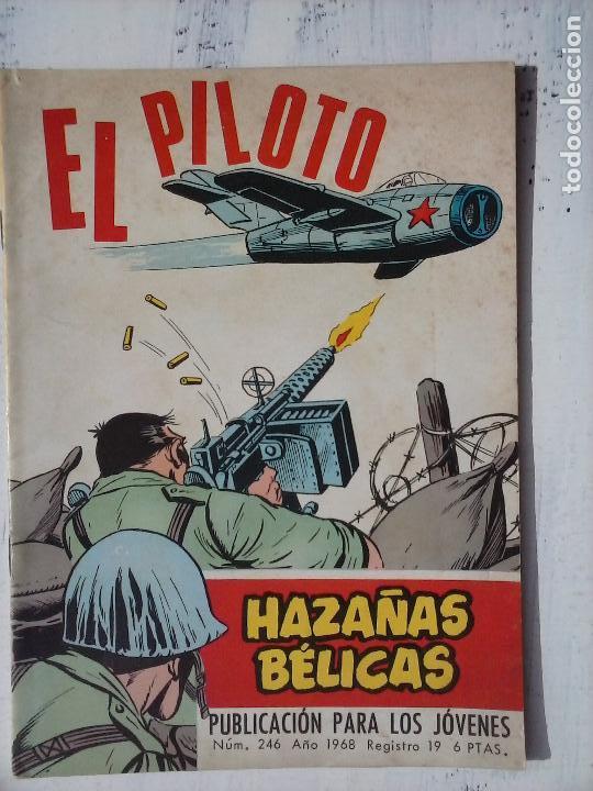Tebeos: HAZAÑAS BÉLICAS GORILA LOTE 82 NºS - BUEN-MUY BUEN ESTADO, VER PORTADAS, TODAS - Foto 74 - 114517355