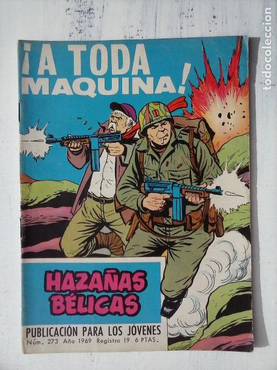 Tebeos: HAZAÑAS BÉLICAS GORILA LOTE 82 NºS - BUEN-MUY BUEN ESTADO, VER PORTADAS, TODAS - Foto 76 - 114517355