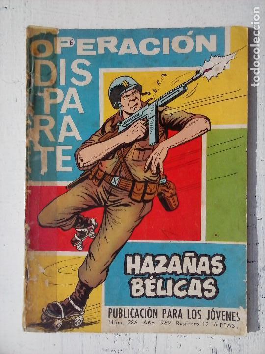 Tebeos: HAZAÑAS BÉLICAS GORILA LOTE 82 NºS - BUEN-MUY BUEN ESTADO, VER PORTADAS, TODAS - Foto 77 - 114517355